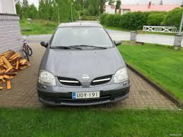 nissan almera tino 2005 nissan almera tino 1 8 xl limited edition mpv 2005 used vehicle