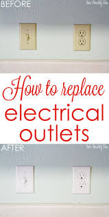 Sillite Outlet by Best 25 Electrical Outlets Ideas On Pinterest Electric House
