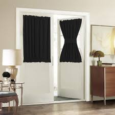 Curtains With Thermal Backing Door Curtains Thermal Lining Ebay