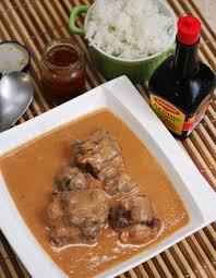 recettes de cuisine africaine boeuf à la sauce d arachides recettes de cuisine africaine