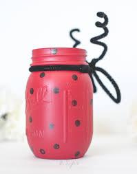 Ladybug Home Decor Ladybug Mason Jar Decor Ka Styles