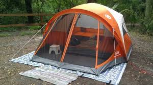 Coleman Porch Awning Dome Tent With Porch 7 Best Including Inflatable And One With 3 Rooms