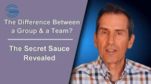 what is the difference between a group and a team of employees