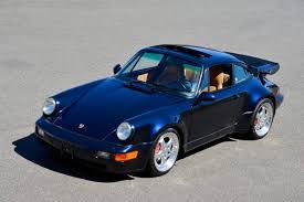 electric porsche 911 collectorscarworld com 1994 porsche 911 964 3 6 turbo coupe