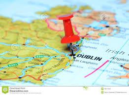 Map Of Dublin Ireland Dublin Europe Map Thefreebiedepot