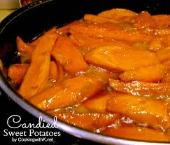 thanksgiving candied yam recipe cooking with k southern candied sweet potatoes there is more to
