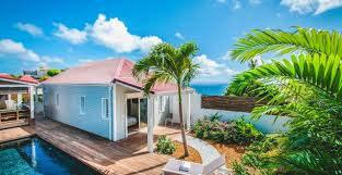 St Barts Map by Villa Kaloo Pointe Milou St Barts By Premium Island Vacations