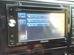 pioneer avh p4000dvd youtube