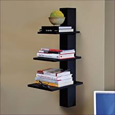 Thick Floating Shelves by Living Room Black And White Shelves 2 Floating Shelves 12