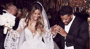 planner russell wilson ciara changed wedding plans because of