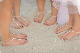 barefoot sandals for wedding barefoot sandals at your wedding i do knot malta