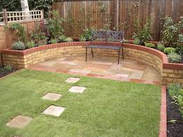 landscaping with bricks around house beauty landscaping with