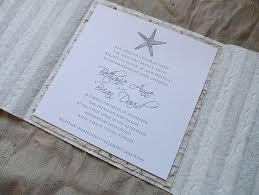 starfish wedding invitations starfish wedding invitations modern invites for your