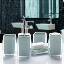 Acrylic Bathroom Accessories Popular Acrylic Bathroom Set Buy Cheap Acrylic Bathroom Set Lots