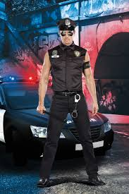 6 pc dirty cop mens costume costumes and halloween costumes
