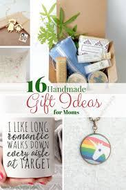 Gift Idea For Mom 16 Handmade Gift Ideas For Moms Twitchetts