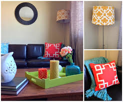 living room makeover target style