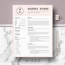 resume templates for word 2003 creative resume template archives hired design studio audrey