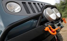 jeep grill art driven jeep mighty fc automobile magazine