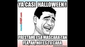 Memes Para Facebook En Espaã Ol - memes hechos por halloween