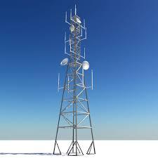 radio tower radio tower model