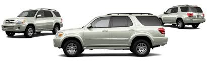 large toyota suv 2007 toyota sequoia limited 4dr suv 4wd research groovecar