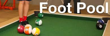 life size pool table great american human foosball