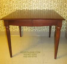 Ethan Allen Dining Room Tables EBay - Ethan allen drop leaf dining room table