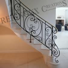 Fer Forge Stairs Design Stair Railing Designs Isr050 For The Home Pinterest Railing