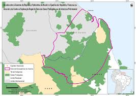 Amazon River On World Map by Illegal Gold Miners In Brazil Destroying Amazon Indigenous Tribes