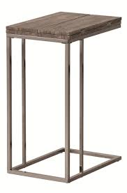 Accent Tables Cheap by Coaster Accent Tables Weathered Snack Table Del Sol Furniture