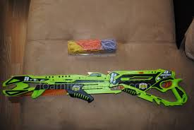 nerf terrascout may 2016