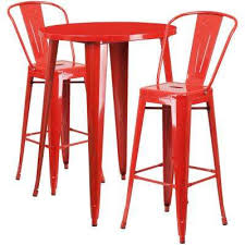 red pub table and chairs 35 awesome small pub table sets sale