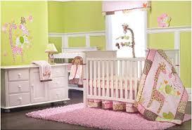 baby nursery decor green colours giraffe baby nursery themed