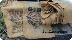 burlap bags for sale sunflowerhugs burlap sack table tops