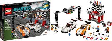 lego speed champions porsche lego 75912 porsche 911 gt ziellinie lego speed champions