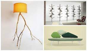 design inspiration nature creative pieces of furniture inspired by trees
