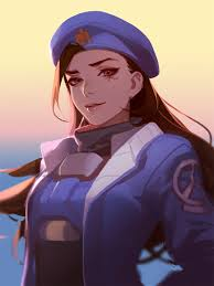 ana overwatch wallpapers ana overwatch mobile wallpaper 2043461 zerochan anime image board