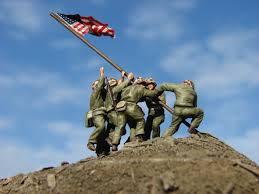Flag Iwo Jima Iwo Jima Flag Raisers Ebob Miniatures Eblog