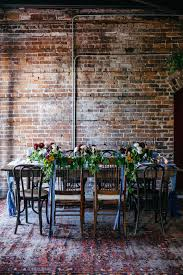 Brick Walls by Tampa Bay Wedding Venue With Brick Walls At Ybor City Creative