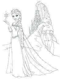 elsa and anna coloring pages to print frozen anna and elsa coloring pages and coloring page coloring page