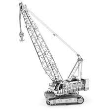 amazon com metalearth crawler crane fascinations toys u0026 games