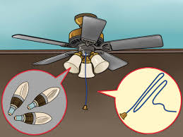 how to paint a ceiling fan 13 steps with pictures wikihow