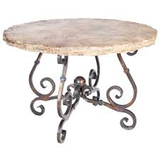 marble and metal dining table metal top coffee table unique french dining table with 48 round