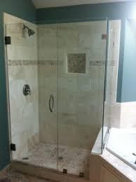shower door glass replacement olathe shower doors heavy glass u0026 frameless shower door