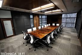 Custom Boardroom Tables Reclaimed Wood Boardroom Table In Sudbury Ontario Blog