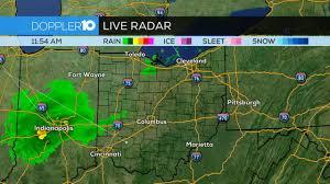 weather map ohio doppler 10 live radar wbns 10tv columbus ohio columbus