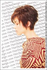short hair over ears longer in back nice the way the hair is cut in front of the ear pixie hawks