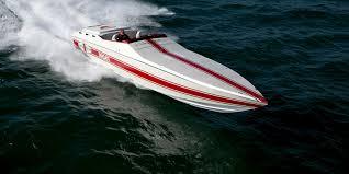 cigarette racing inboard runabout offshore 42 u0027 ducati cigarette racing team