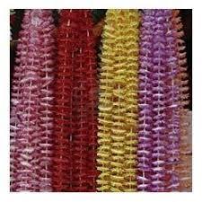 shiva flower mart exporter of fancy garland decorative dried
